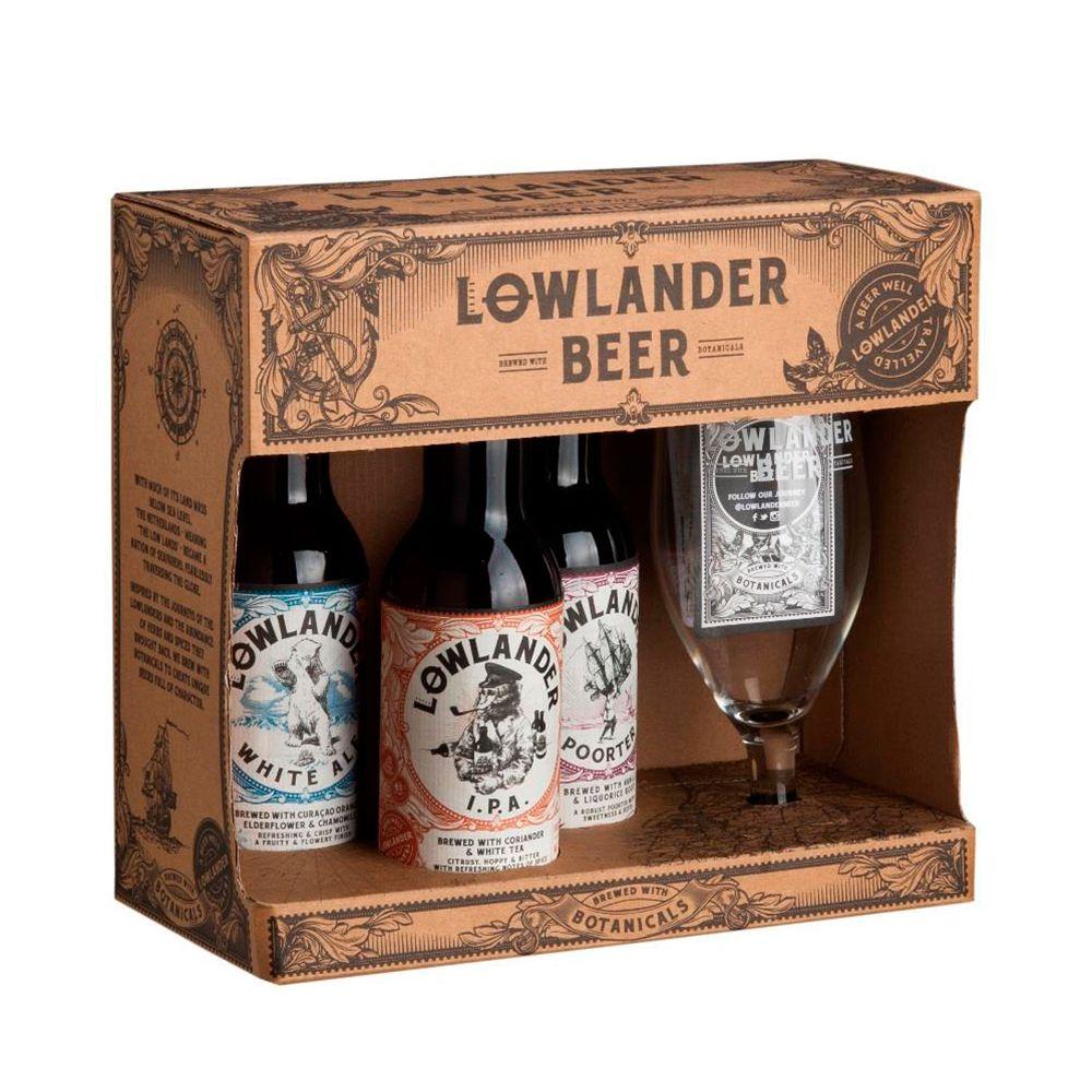Lowlander beer cadeau
