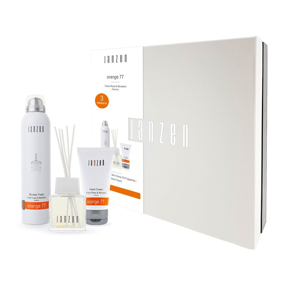 Janzen Giftset: Perfect Moments Orange