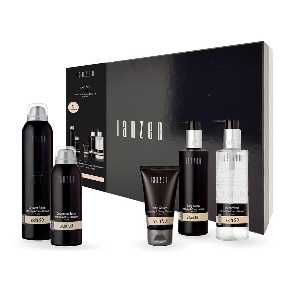 Janzen Giftset: Complete Moments Skin