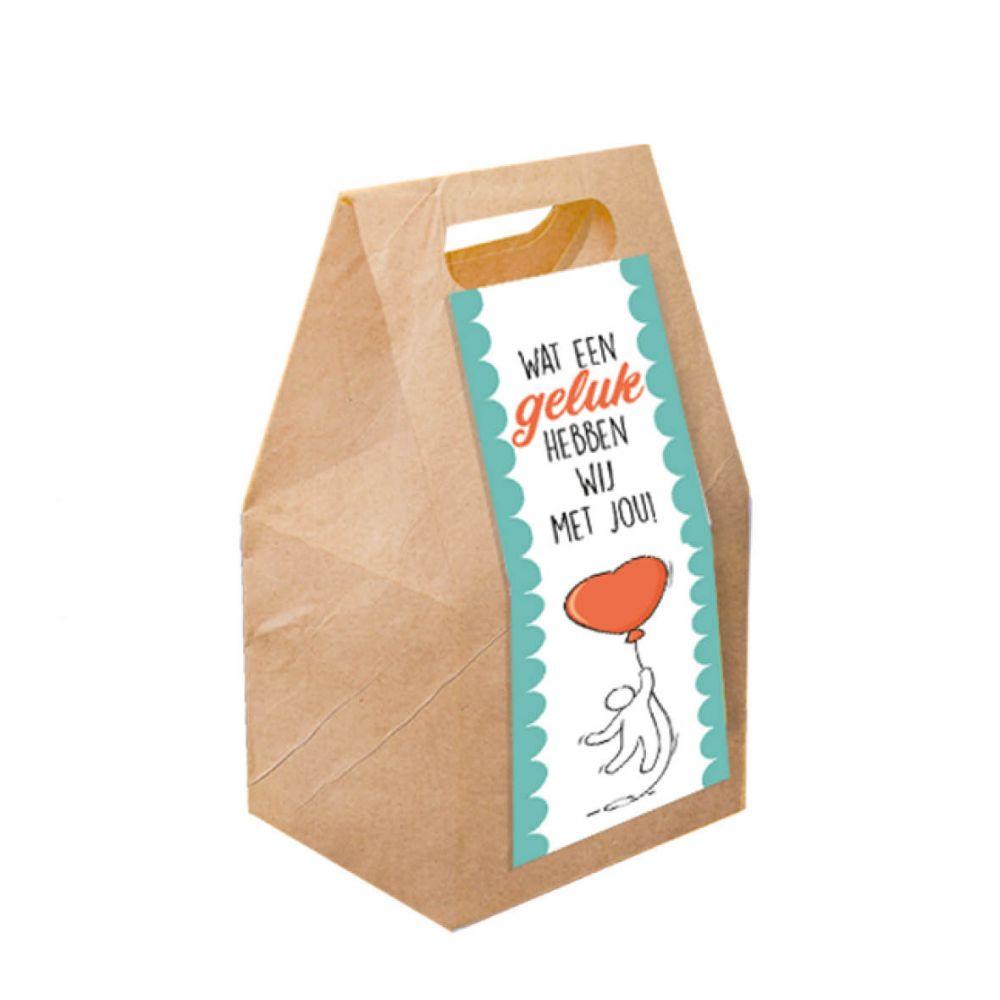 Wat een geluk met jou – Giftbox