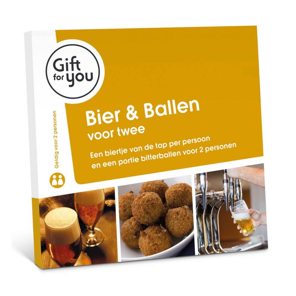 Bier & Ballen voor twee