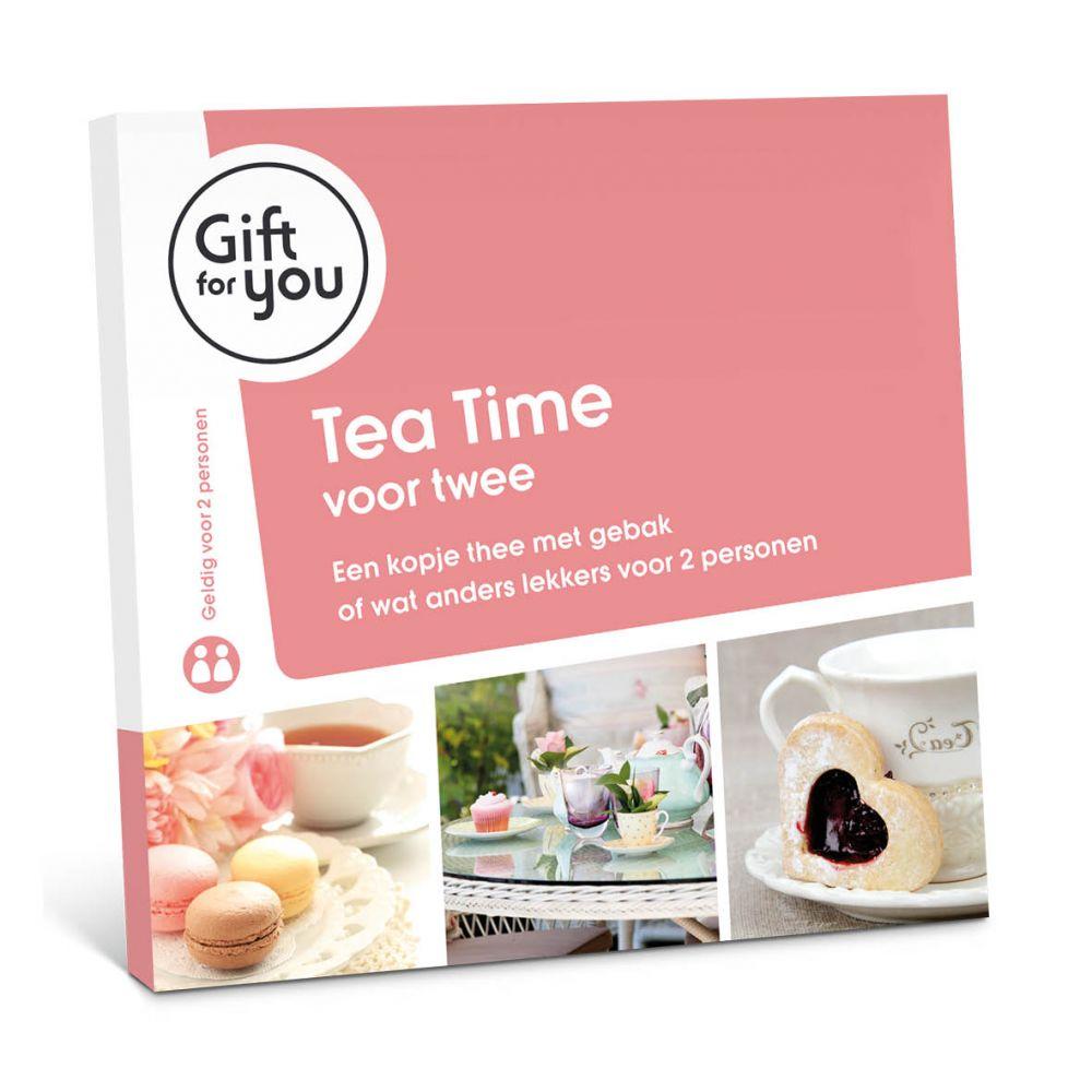 Tea Time voor twee